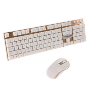 2.4gワイヤレスキーボード+スリム光マウスマウス|stk-shop