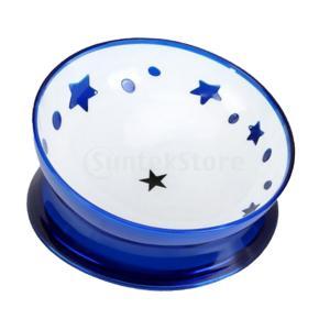 ペット犬のフードフィーダー猫の水のボウル摂食ボウルの皿の容器