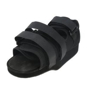 つま先外靴の手術後の回復のためのウェッジシューズ医療整形外科用靴
