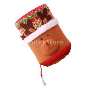 説明: クリスマスウォーターディスペンサーバケツカバーは、来るべきクリスマスのためのより多くの祭りの...