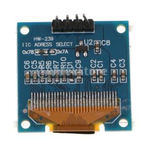 説明: 0.96インチIIC通信128x64 OLED LCD LEDディスプレイモジュールSSD1...
