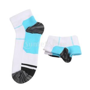説明: 足首&アーチサポートを提供し、かかとと足の痛みを軽減し、足底筋膜炎からの解放を助けます。 足...