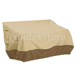 屋外 ガーデン家具カバー ダストカバー 防水 ベンチカバー 防雨 防雪 防風|stk-shop