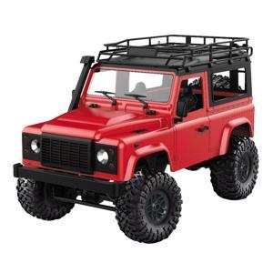 1:12スケールリモコンRCピックアップトラックDIY 4WDロッククローラーカー