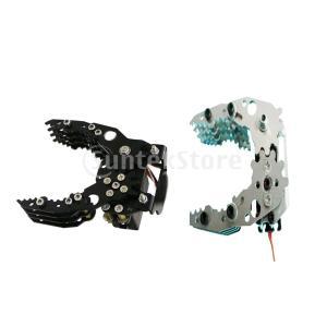 G6 DIYメタルロボットロボットメカニカルスタンダード爪グリッパーArduino|stk-shop