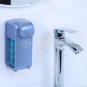 説明:  300ml容量の電池式自動石鹸ディスペンサー。 魅力的でスタイリッシュな外観、透明な石鹸コ...