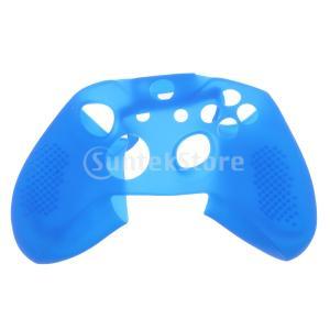 Microsoft Xbox One Sコントローラのシリコンケースカバースキンプロテクター