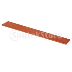 木製 ギター指板 指板プレート 20/12フレット フィンガーボード クラシックギター用 全2種