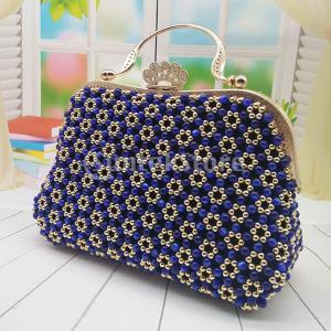 ビーズバッグキットハンドバッグ製造用品ツールW /メタル財布バッグフレーム stk-shop