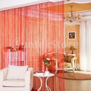 お部屋の間仕切り 目隠しカーテン スクリーン 線 断熱 防音 遮光  約100×200cm