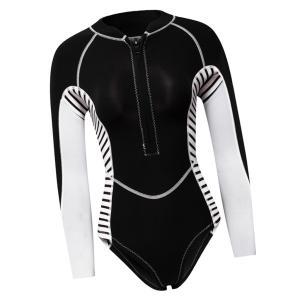 ウェットスーツ 2mm  ネオプレン  レディース  ダイビングスーツ 水泳  通気性 速乾 UVカット 全8タイプ|stk-shop