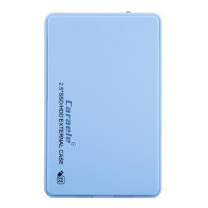 2.5インチ HDD 外付けハードディスクドライブ 500GB  USB 3.0 ポータブル