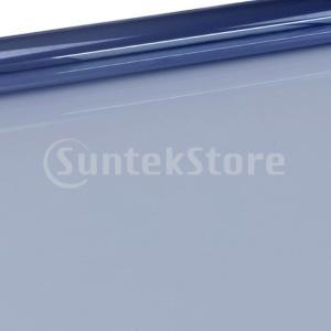ゲルカラーフィルター 補正ゲルライトフィルター透明カラーフィルムプラスチックシート 40x50cm|stk-shop