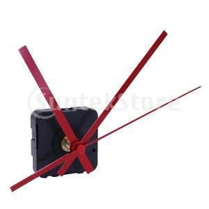 ミドルシャフト スイープ 時計の動き 時計針セット ムーブメント ロング針 時計アクセサリー 全2カ...