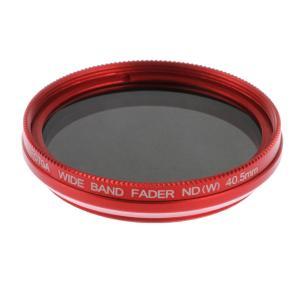 可変NDフィルター  減光範囲ND2~ND400  減光 レンズフィルター スリム