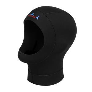サーフィンフード ネオプレーンフード ダイビング フード 3mm ダイビングキャップ 全4サイズ|stk-shop