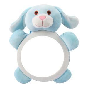 全3種類 ベビーミラー パンダ ウサギ ゾウ ぬいぐるみ 安全ミラー ベビーカーシート ラウンド 鏡|stk-shop