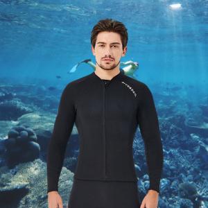 ウェットスーツユース2mmネオプレンフルスーツ長袖サーフィン水泳ダイビング水着はウォータースポーツサーフシュノーケリングダイビングのために暖|stk-shop