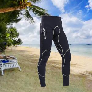 ウェットスーツパンツ大人3mmネオプレンパンツサーフィンシュノーケリング水泳カヌースキューバダイビングスーツパンツ男性ウェットスーツパンツ|stk-shop