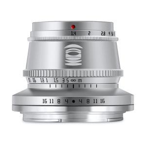 銘匠光学 TTArtisan 35mm f/1.4 C シルバー (ニコンZマウント)|stkb
