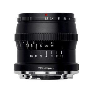 銘匠光学 TTArtisan 50mm f/1.2 C  (ニコンZマウント・APS-C) 単焦点レンズ|stkb