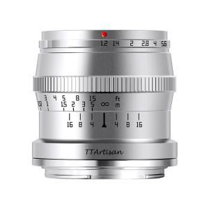 銘匠光学 TTArtisan 50mm f/1.2 C シルバー (ニコンZマウント)|stkb