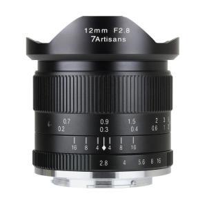 七工匠 7Artisans 12mm F2.8 単焦点レンズ|stkb