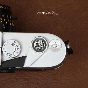 cam-in ソフトシャッターボタン | レリーズボタン 創作型 鉄靴 - CAM9101|stkb