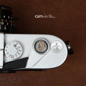 cam-in ソフトシャッターボタン | レリーズボタン 創作型 鉄靴 - CAM9102|stkb