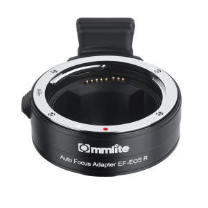 Commlite CM-EF-EOS R 電子マウントアダプター(キヤノンEFマウントレンズ → キヤノンRFマウント変換) stkb