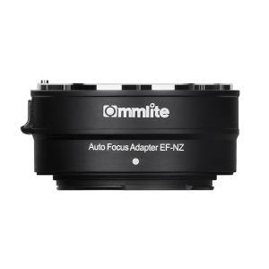 Commlite CM-EF-NZ 電子マウントアダプター(キヤノンEFマウントレンズ → ニコンZマウント変換) stkb