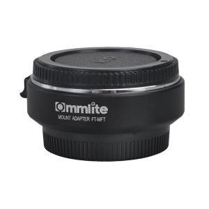 電子マウントアダプター CM-FT-MFT(フォーサーズマウント → マイクロフォーサーズマウント変換)[Commlite]|stkb