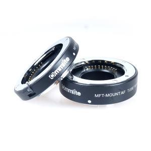 エクステンションチューブ CM-ME-AFMM(マイクロフォーサーズマウント)電子接点付き[Commlite]|stkb