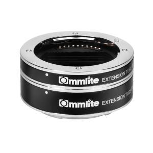 Commlite CM-MET-E エクステンションチューブ(ソニーEマウント)電子接点付き stkb