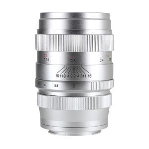 中一光学 CREATOR 35mm F2 シルバー ソニーEマウント 単焦点レンズ|stkb