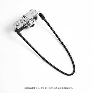cam-in(カムイン)カメラストラップ DCS-005シリーズ 95cm ブラック × ホワイト DCS-005204|stkb