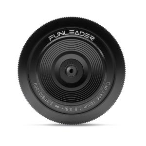 FUNLEADER CAPLENS 18mm f/8.0(キヤノンRFマウント) stkb
