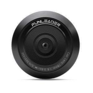 FUNLEADER CAPLENS 18mm f/8.0(ニコンZマウント) stkb