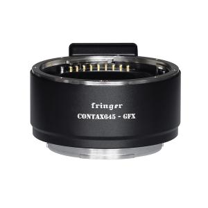 Fringer FR-C6GF 電子マウントアダプター(コンタックス645マウントレンズ → フジフイルムGマウント変換)|stkb