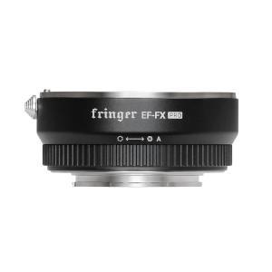 Fringer FR-FX1 電子マウントアダプター(キヤノンEFマウントレンズ → フジフイルムXマウント変換)  絞りリング付き|stkb