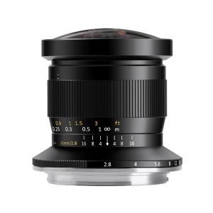 銘匠光学 TTArtisan 11mm f/2.8 Fisheye 富士フイルムGマウント (フィッシュアイ 魚眼レンズ)|stkb