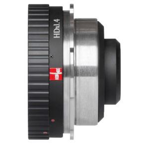 IB/E OPTICS HDx1.4 2/3型B4マウントENG HDレンズ - PL(UMS)マウントアダプター スーパー16mmイメージセンサー対応 stkb