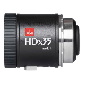 IB/E OPTICS HDx35 Mark II 2/3型B4マウントENG HDレンズ - PL(UMS)マウントアダプター 4Kスーパー35mmイメージセンサー対応 stkb