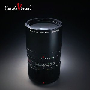 HandeVision IBELUX 40mm F/0.85 For ソニーEマウント(APS-C用)|stkb
