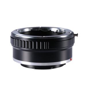 K&F Concept レンズマウントアダプター KF-CYE (ヤシカ・コンタックスマウントレンズ → ソニーEマウント変換) stkb 02