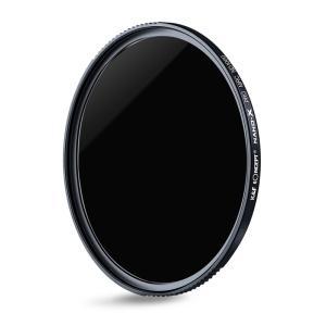 K&F Concept NANO-X NDフィルター 58mm  ND1000(10絞り分減光) ドイツSCHOTTガラス MRCナノコーティング stkb