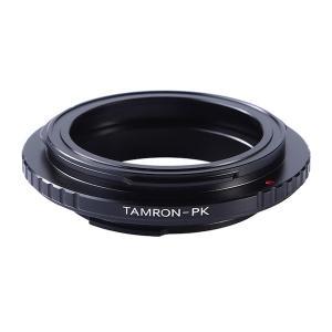 K&F Concept レンズマウントアダプター KF-TRK (タムロンアダプトールマウントレンズ → ペンタックスKマウント変換)|stkb