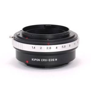 KIPON CRX-EOS M コンタレックスマウントレンズ - キヤノンEOS Mマウントアダプター|stkb