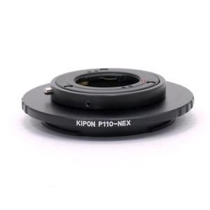 KIPON P110-S/E  (P110-NEX) ペンタックス110レンズ - ソニー NEX/α.Eマウントアダプター|stkb