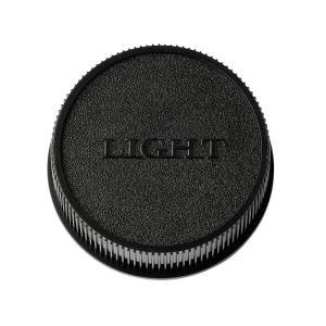 LIGHT LENS LAB ライカMマウント用レンズリアキャップ (ブラック)|stkb